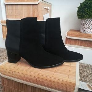 Bandolino Black Booties